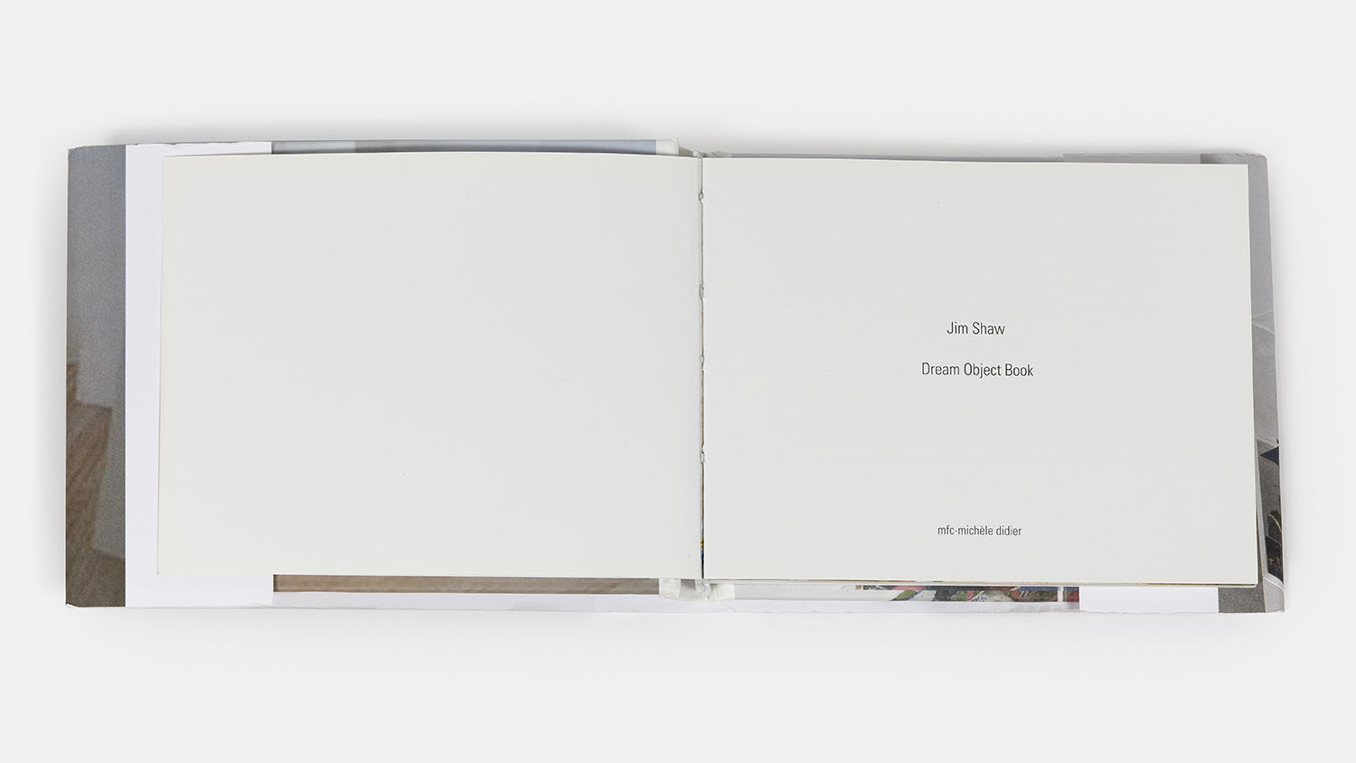 Jim Shaw - Dream Object Book, 2011 -