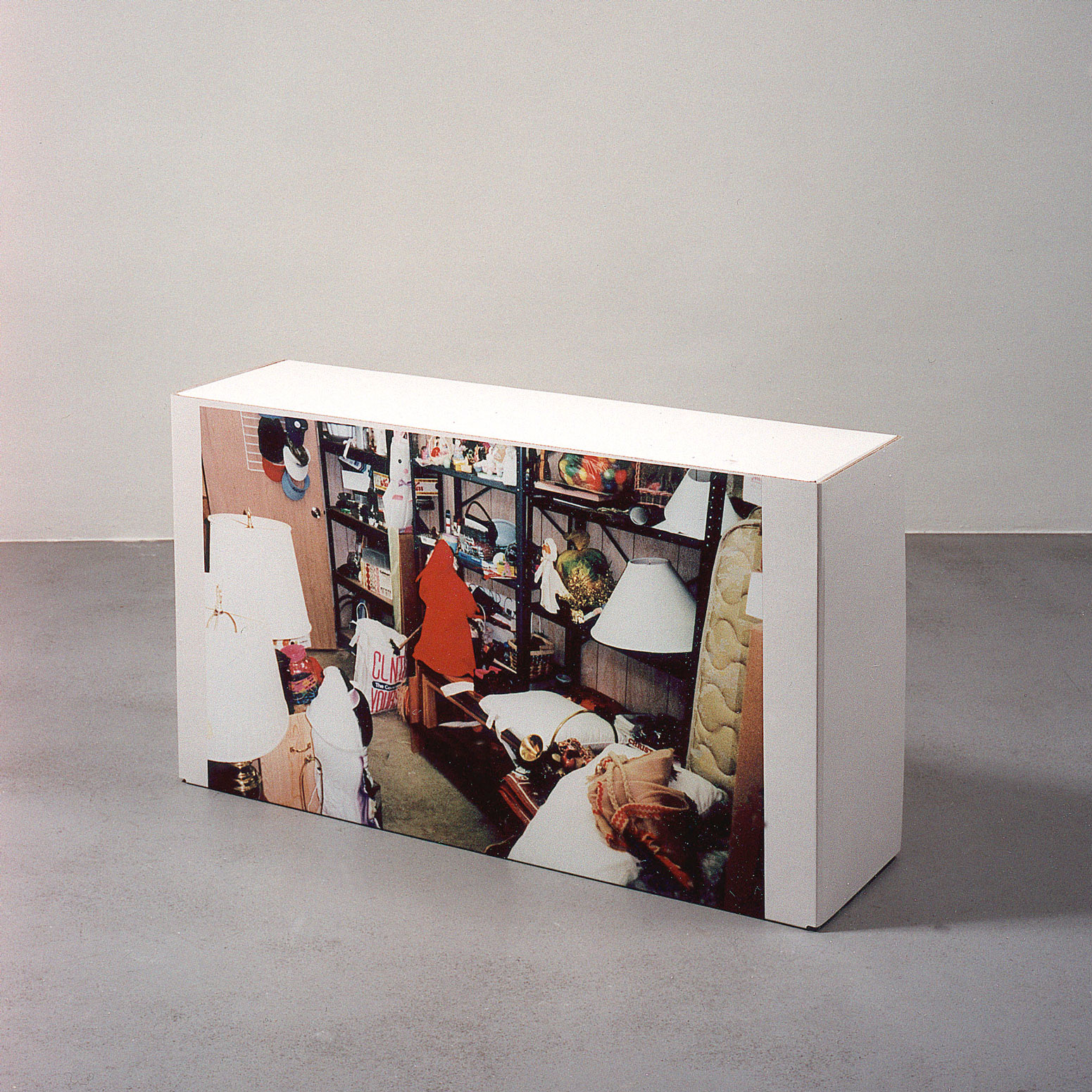 Joe Scanlan - Shipping Cartons, 1999 -
