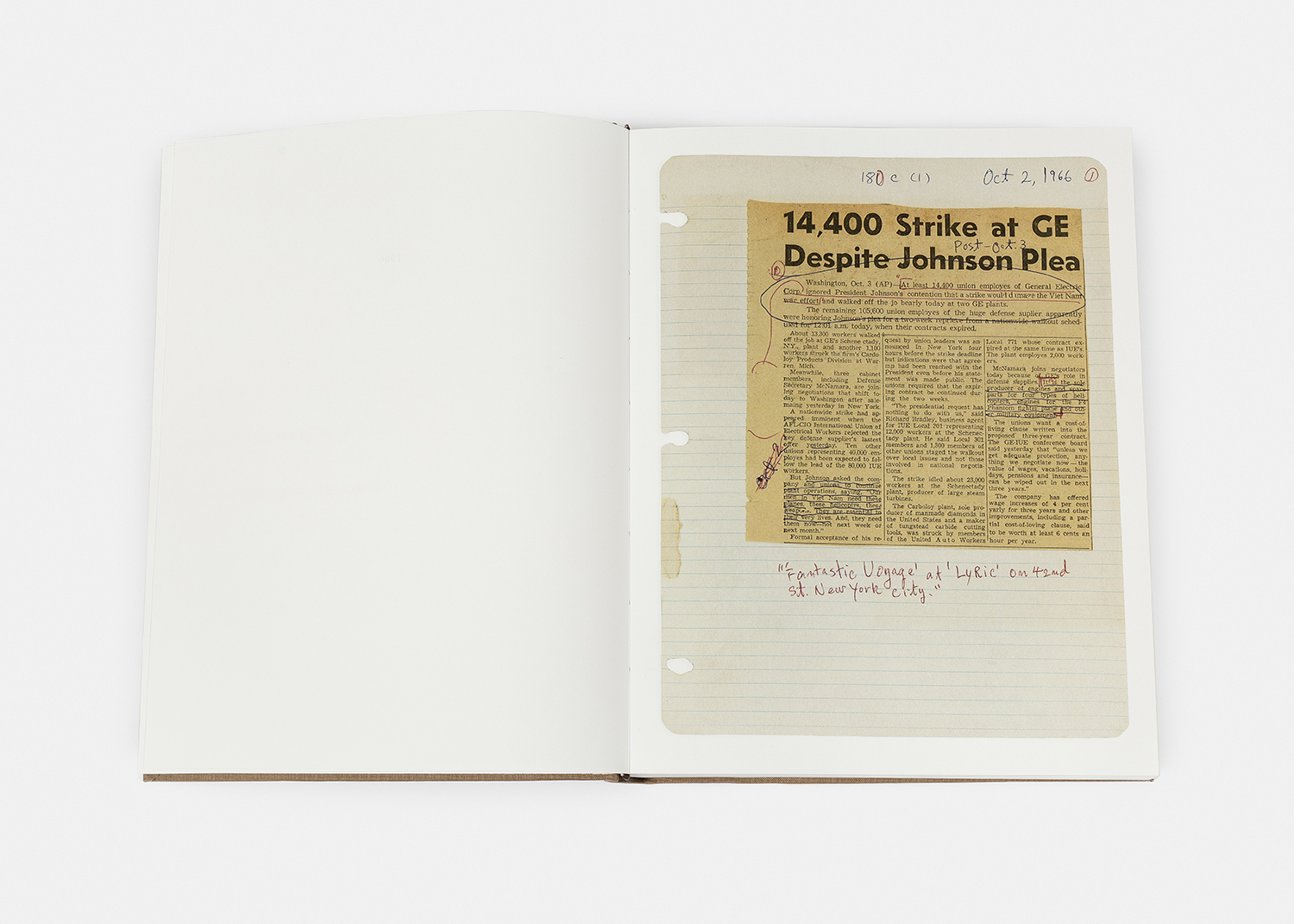 On Kawara - I READ, 1968-1995/2017