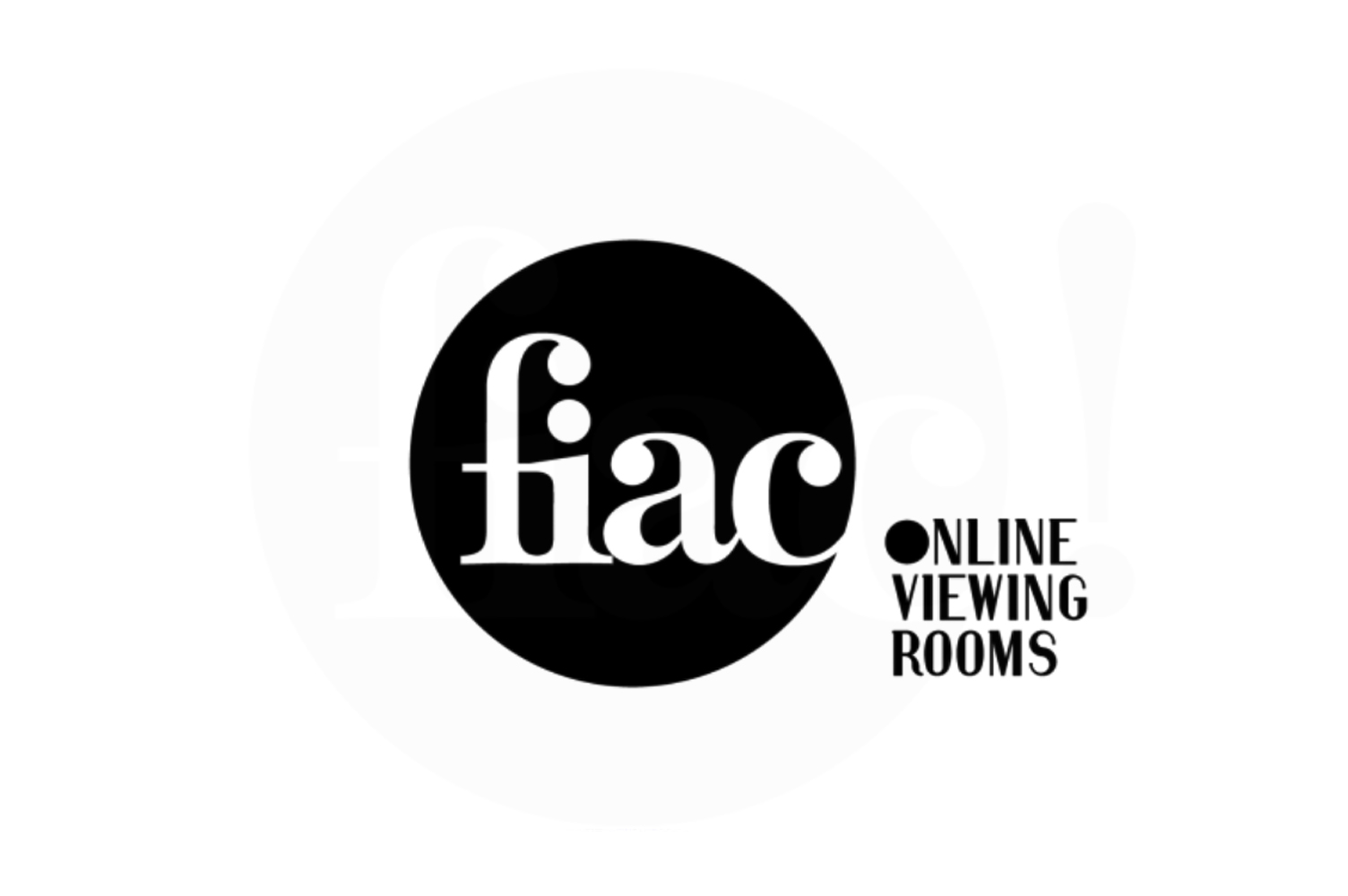 FIAC ONLINE VIEWING ROOMS -
