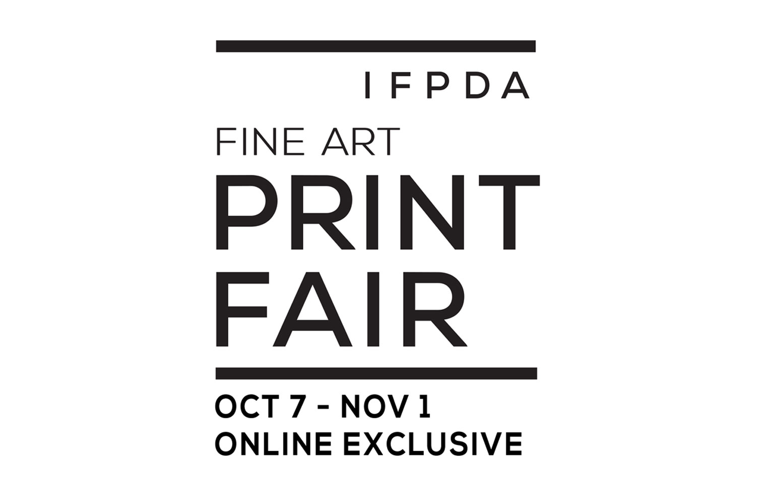 IFPDA FINE ART PRINT FAIR ONLINE EXCLUSIVE